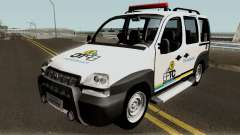 Fiat Doblo da EPTC für GTA San Andreas