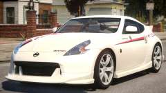 Nissan 370Z S-Tune V1.2 pour GTA 4