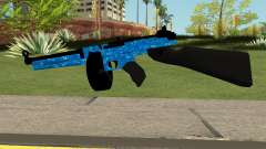 Rules Of Survival Assault Rifle pour GTA San Andreas