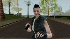 GTA Online Female Random Skin 2 (Bikers DLC) für GTA San Andreas