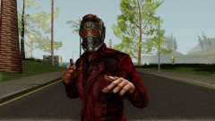 Marvel Future Fight - Star Lord (Infinity War) pour GTA San Andreas
