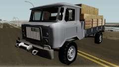 Farm GAZ 66 Low-poly pour GTA San Andreas