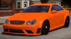 Mercedes Benz CLK63 V1.0 pour GTA 4