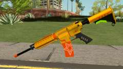 ROS-M4A1 Pew Pew Pew pour GTA San Andreas