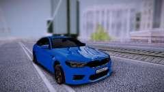 BMW M5 F90 Stock pour GTA San Andreas