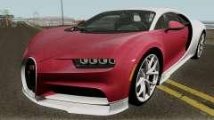 Bugatti Chiron HQ für GTA San Andreas