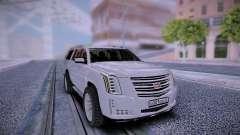 Cadillac Escalade Stock pour GTA San Andreas