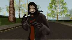 The Walking Dead Jesus Comic für GTA San Andreas