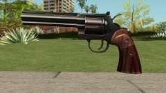 Colt Python HQ für GTA San Andreas
