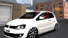 Volkswagen Fox 2P 2012 Com Som