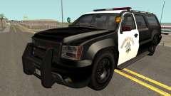 Declasse Granger SAHP Police GTA V IVF