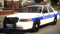 2008 Ford Crown Victoria für GTA 4