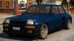 Renault 5 Stock für GTA 4