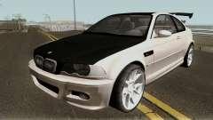 BMW M3 E46 HQ pour GTA San Andreas