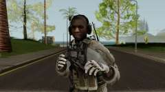US Army Black Pilot pour GTA San Andreas