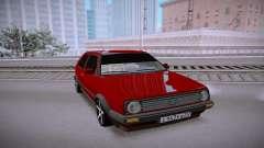 Volkswagen Golf II für GTA San Andreas