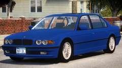 1998 BMW 750 E38 für GTA 4