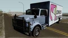 Vapid Benson Mexicano pour GTA San Andreas