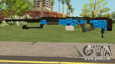 Rules Of Survival Sniper Rifle für GTA San Andreas