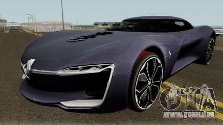 Renault Trezor pour GTA San Andreas