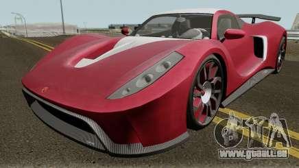 Ocelot Pariah GTA V IVF pour GTA San Andreas