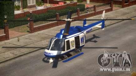 NYPD Police Maverick pour GTA 4