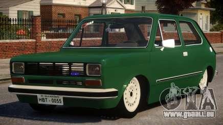 Fiat 147 pour GTA 4