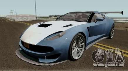 Ocelot Pariah GTA V HQ für GTA San Andreas