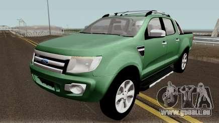Ford Ranger 2012 pour GTA San Andreas