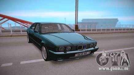 BMW E34 Asphalt pour GTA San Andreas