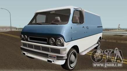 Bravado Youga Classic GTA V IVF für GTA San Andreas