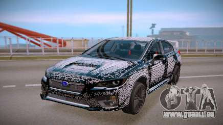 Subaru WRX STI 2017 Geometric für GTA San Andreas