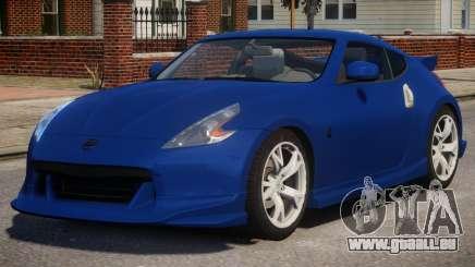 Nissan 370Z S-Tune V1 pour GTA 4