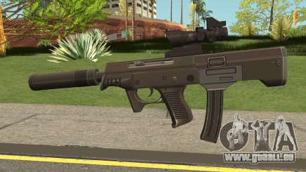 QCW-05 Knives Out K.O pour GTA San Andreas