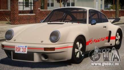 1974 Porsche 911 PJ4 für GTA 4