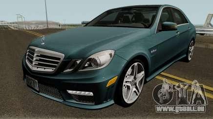 Mercedes-Benz W212 E63 AMG IVF für GTA San Andreas