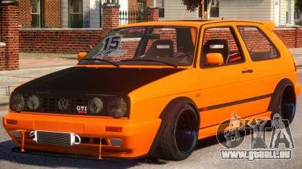 Volkswagen Golf Street für GTA 4