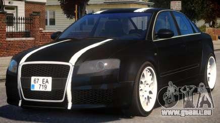 Audi RS4 PJ3 pour GTA 4