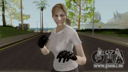The Walking Dead Andrea Comic pour GTA San Andreas