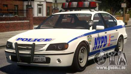 NYPD Police Patrol pour GTA 4