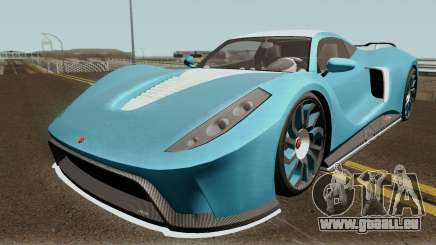 Ocelot Pariah GTA V pour GTA San Andreas