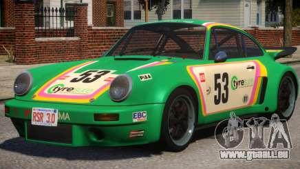 1974 Porsche 911 PJ5 für GTA 4