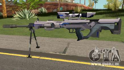 QBU-80 from Knives Out pour GTA San Andreas