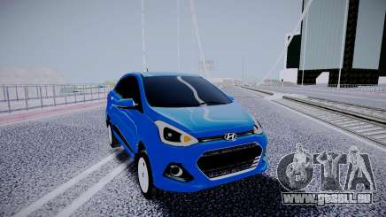 Kia Rio Sedan pour GTA San Andreas