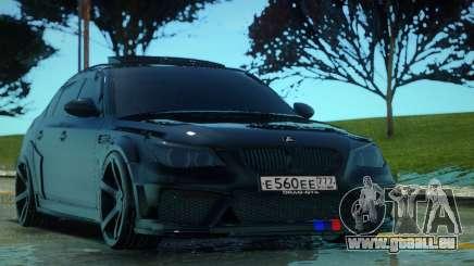 BMW M5 E60 INKS pour GTA San Andreas