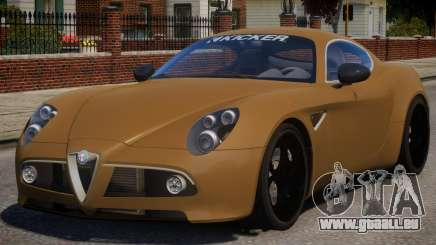 Alfa Romeo 8C für GTA 4