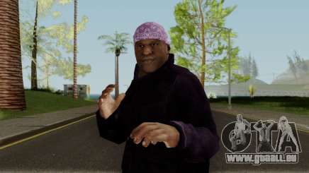 New Ballas2 pour GTA San Andreas