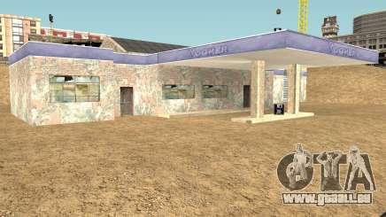 Doherty Garage - Retexture für GTA San Andreas
