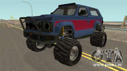 Vapid Riata GTA V pour GTA San Andreas