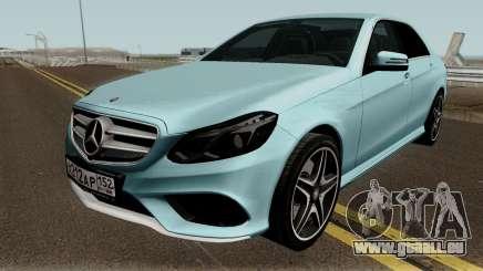 Mercedes-Benz E200 für GTA San Andreas